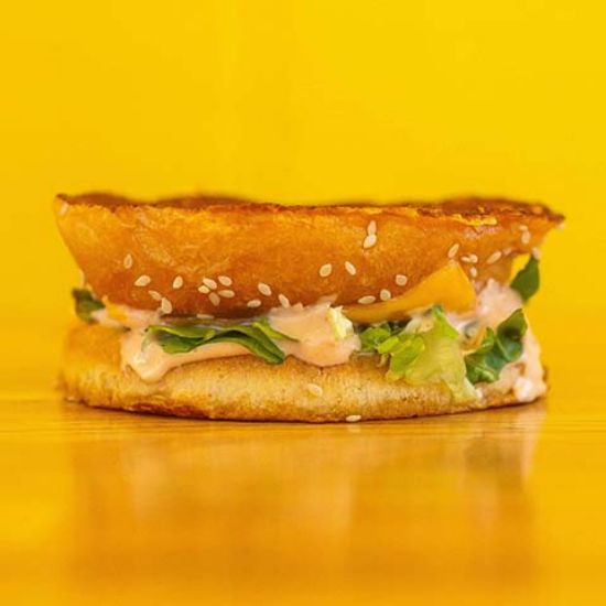 Picture of GRILLED CHEESE TOASTIE